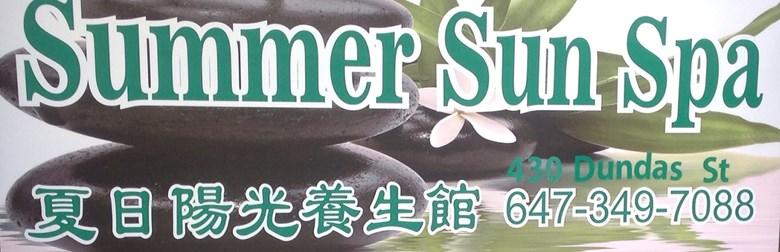Summer Sun Spa