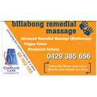 Billabong Remedial Massage Therapy