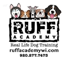 RUFF Academy Real Life Dog Training