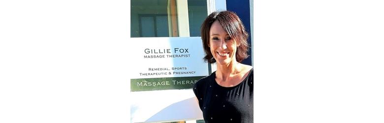 Gillie Fox Massage Therapist