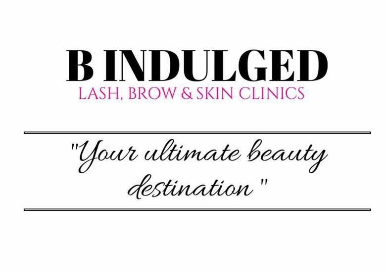 B Indulged Lash Brow and Skin