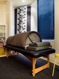 Yellow Sauna Room  (capsule)