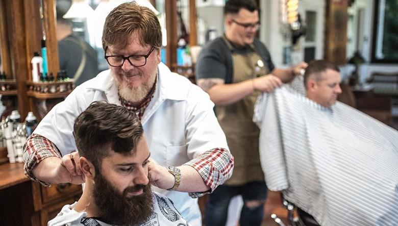 J. Sam's Barbershop