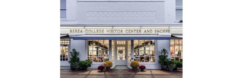 Berea College Visitor Center & Shoppe