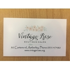 Vintage Rose Boutique Salon