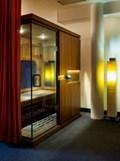 White Sauna Room (full-spectrum infrared sauna)