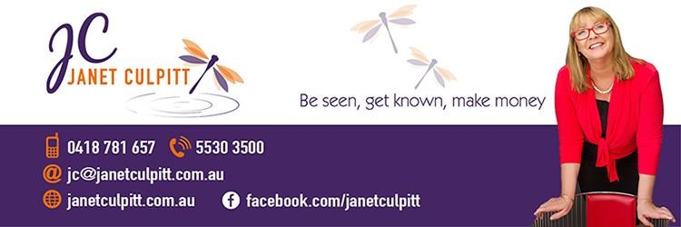 Janet Culpitt -Networking with Confidence