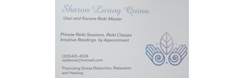 Sharon Quinn ~ Reiki and Readings